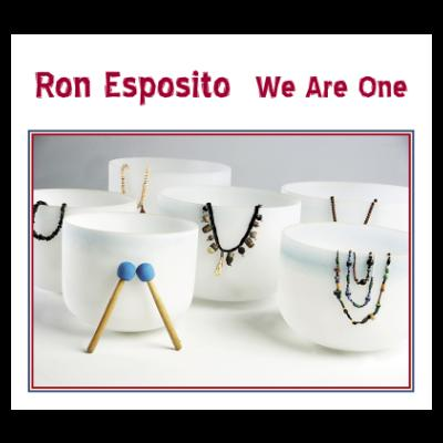 We Are One CD Cover Image